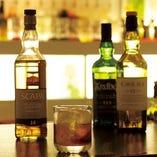 ウイスキー各種(バーボン、スコッチ、アイラ、サントリー各種など)