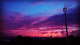 12月の綺麗な夕陽!18時前のご来店をお勧めします☆