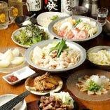 [コスパ◎ご宴会] お鍋や鶏ちゃん焼きを愉しめるコースをご用意!!
