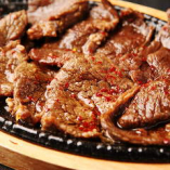 牛カルビ焼肉