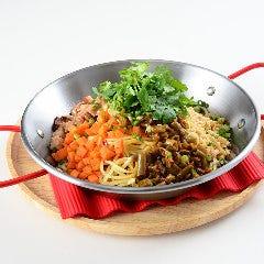 レッカン麺(武漢ごまソースまぜ麺)