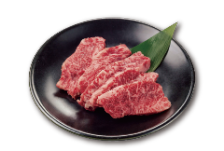 和牛カルビ【タレ/塩】