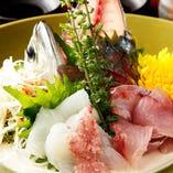 千葉県館山船形漁港より朝捕れ鮮魚が直送されます!