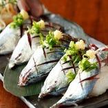新鮮な朝取れ鮮魚をお好みのスタイルで。