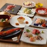 【宴会コース】 上質食材を使ったコースは5,000円(税抜)~