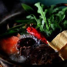 肉吸い(薬膳牛スープ)