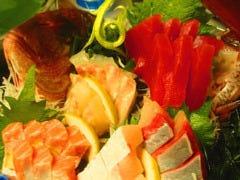 新大阪 海鮮食堂 おーうえすと