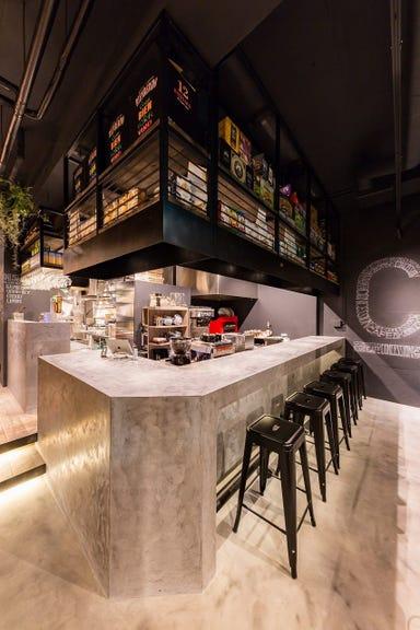 CAFE CONCESSION  店内の画像