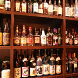 お酒は豊富なレパートリーをご用意【全国各地】