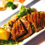 US産 ハネシタのステーキ