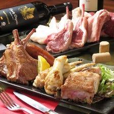 【新名物】肉を味わう「スペアリブ」