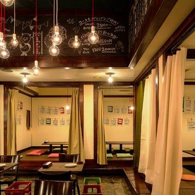 北海道 イタリアン居酒屋 エゾバルバンバン 札幌大通店 店内の画像