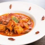 カチャトラ(鶏のトマト煮)