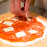 ピザやパスタなど王道のイタリアンも充実!