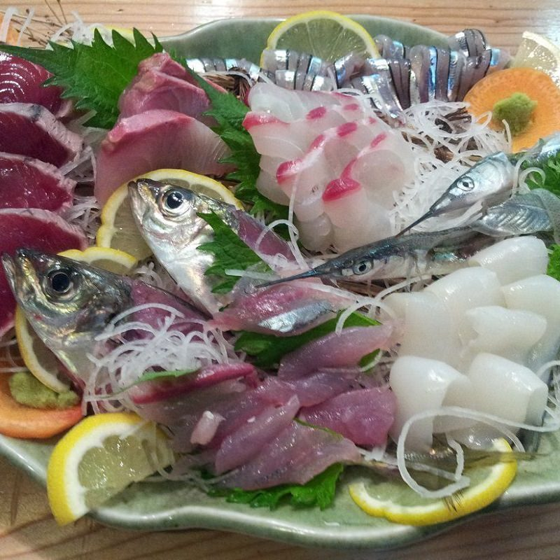 ◆愛南町直送の旬魚
