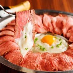 東京八重洲肉バル 肉と僕と私