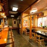 大小、個室ありプライベートな空間でお食事をお楽しみください