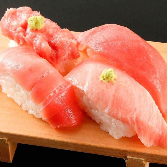 和の醍醐味を感じる自慢の 江戸前寿司を粋に堪能ください!!