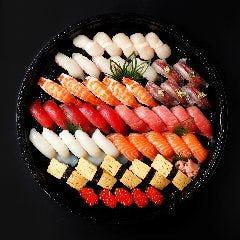 すし華亭のスタンダード寿司 やしお(5人前)