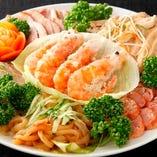 ■本場の味が楽しめる! 自慢の料理は絶品です。