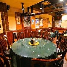 完全個室テーブル席8名様まで