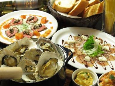 広島カキとムール貝のお店 HAKARU -ハカル- こだわりの画像