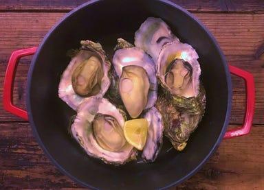 広島カキとムール貝のお店 HAKARU -ハカル- メニューの画像