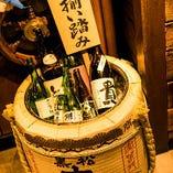 居酒屋なら漁業団で!日本各地の様々な日本酒も◎【日本】