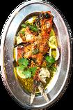 新鮮雑魚のグリル