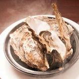 おすすめ!あったかクリーミーな蒸し牡蠣