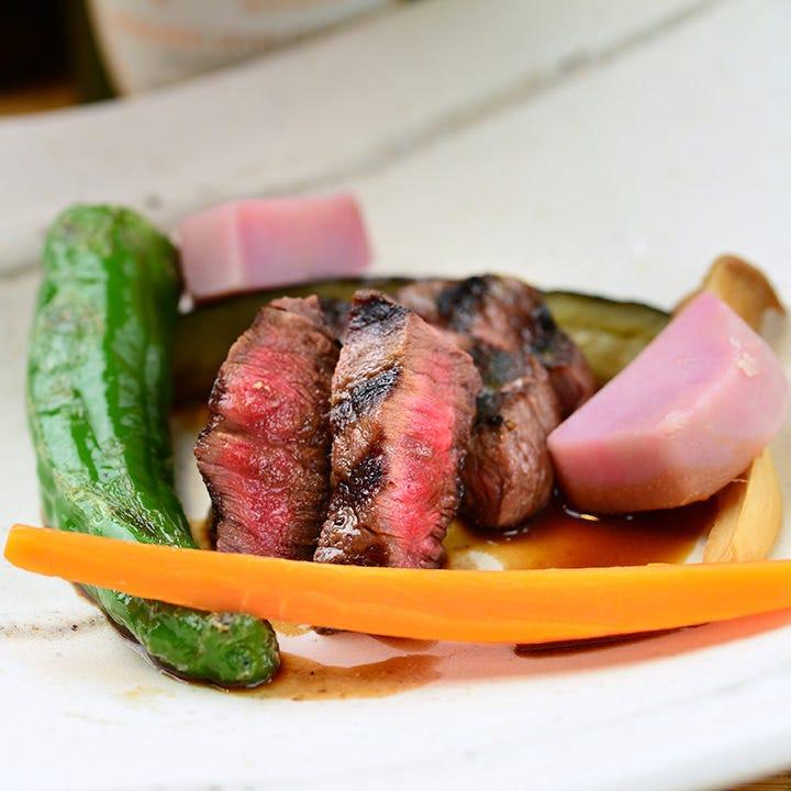 三大和牛の一つとして三重県が世界に誇る、銘品松阪牛のロースト