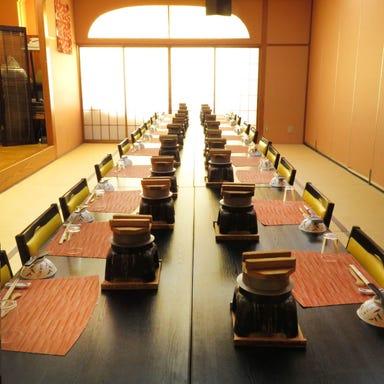 うなぎと和食 おぎ乃  店内の画像