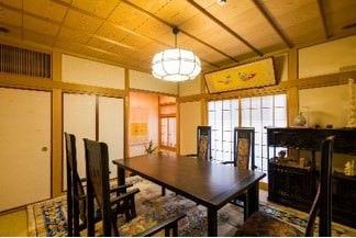 京料理 矢尾定  店内の画像