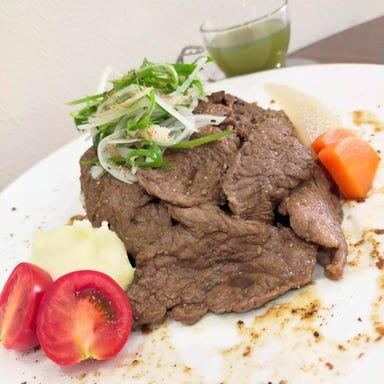 肉 フロマージュ 旬野菜 やまがみ  メニューの画像