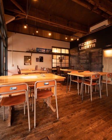Pizzeria Liberta  コースの画像