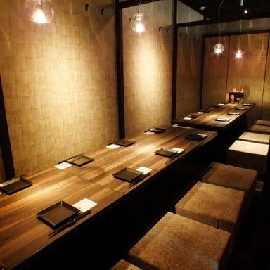 全席個室 楽蔵うたげ 恵比寿東口駅前店 店内の画像