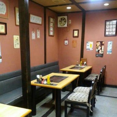 ふじ川  店内の画像