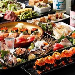 海鲜料理 鮨 鱼丁天(uchoten)