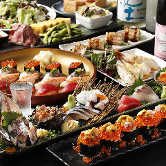 海鮮料理 鮨 魚丁天(uchoten)
