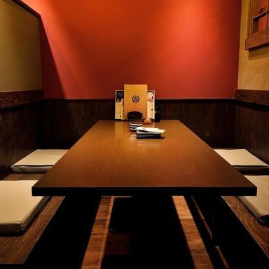 個室 くずし肉割烹 轟 ~TODOROKI~ 刈谷店 店内の画像