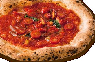 Trattoria Pizzeria Logic MARINA GRANDE  メニューの画像