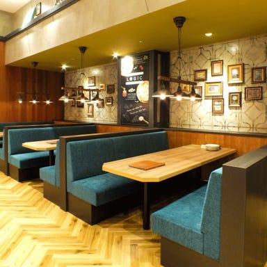 Trattoria Pizzeria Logic MARINA GRANDE  店内の画像