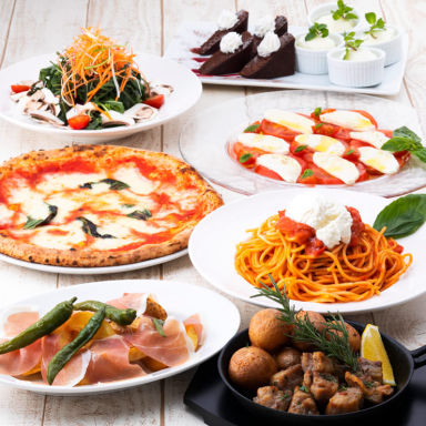 Trattoria Pizzeria Logic MARINA GRANDE  コースの画像