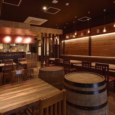 肉料理専門店 カルネの星 あざみ野  店内の画像