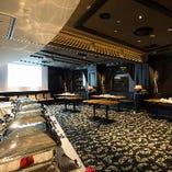 【宴会個室】プロジェクター&大画面スクリーン&音響設備を完備【大阪府】