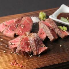 ■黒毛和牛&熟成牛&シャロレー牛の食べ比べ(各50g 計150g)