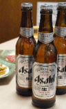 ●ビール(小瓶) アサヒスーパードライ