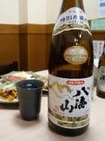 ●日本酒 八海山