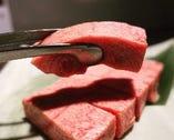 名物 棒タン この肉厚で食べれるのは柔らかいタン元を使用しているから!サクッとした歯ごたえを堪能あれ