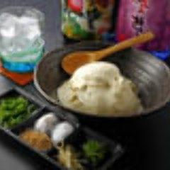 川島豆腐のざる豆腐